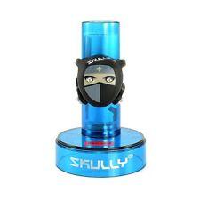 SKULLY Ninite Ninja With A Mask LED Rear Light , 2 x Red LED's , Black