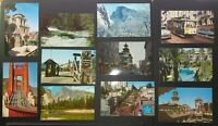 VINTAGE CALIFORNIA POST CARDS- LOT of 31
