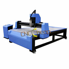 Water Cooling 3KW Wood CNC Router Engraving Drilling Machine 1300 x 2500mm