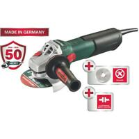"""Metabo Winkelschleifer W9-125 Quick """"LIMITED EDITION"""""""