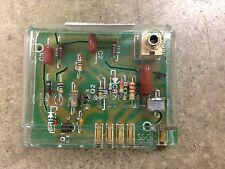 Fulton Boiler Amplifier Part # 2-40-205
