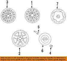 NISSAN OEM 93-97 Altima Wheels-Center Cap 403152B001