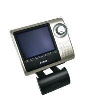 "Vintage Casio EV-4500B 4"" Analog LCD Handheld Color Television - Parts Or Repair"