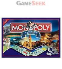 MONOPOLY - MANCHESTER EDITION - TOYS BRAND NEW FREE DELIVERY