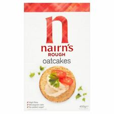 Clearance Nairns Rough Oatcakes 291g | Approved Food
