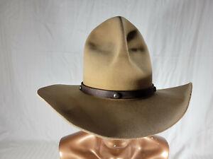 Vintage Resistol Cowboy Hat