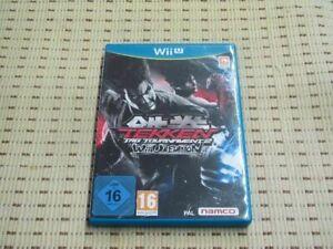 Tekken Tag Tournament 2 für Nintendo Wii U *OVP*