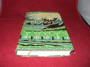 The Hobbit by J. R. R. Tolkien Hardback 1978 George Allen and Unwin 4th Edition