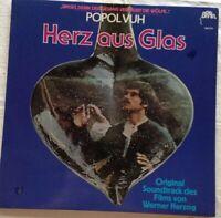 """POPOL VUH⚠️Ungespielt⚠️ 1977-12""""LP-Herz Aus Glas-Brain-0060079/Germany"""