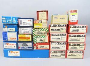 W 80026 Sammlung wertvoller Originalkartons
