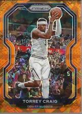 2020-21 Panini Prizm Prizms Orange Ice Basketball Card Pick