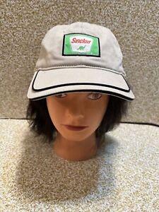 Sinclair WANKLYN oil company ball/dad cap/hat strap back