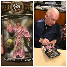 AUTOGRAPHED RIC FLAIR WWE 24 EXCLUSIVE RARE PINK CLASSIC FIGURE