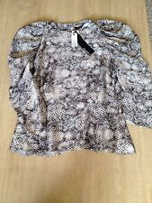 Atmosphere Party Semi Fitted Blouses for Women