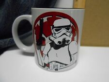 Star Wars Coffee Mug Storm Troopers 20 Ounce Black White Red