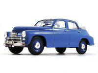 GAZ-M20 Pobeda Soviet Cabriolet 1946 Year 1/24 Scale Collectible Diecast Model