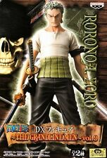 Roronoa Zoro DX Figure anime One Piece Banpresto official