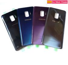 Tapa Trasera Bateria para Samsung Galaxy S9 ★ Adhesivo ★ SM-G960F ★ Cubierta