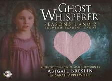 "Ghost Whisperer 1&2: GC-20 Abigail Breslin ""Sarah Applewhite"" Costume Card"