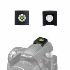 Capuchon pour Sabot avec Niveau à Bulle pour Appareil Photo Sony SLR