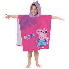 Peppa Pig Poncho de bain hotte SERVIETTE PLAGE 60X120CM