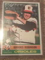 1976 Topps #95 Brooks Robinson HOF Baltimore Orioles NM/MT Combined S&H