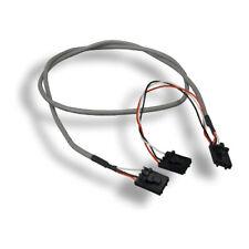 "Kentek 25"" PC Computer Internal 4Pin CDROM DVDROM MPC-4 to 2X MPC4 Audio Y-Cable"