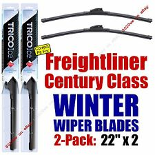WINTER Wiper Blades 2pk fit 1996-2011 Freightliner Century Class - 35220x2