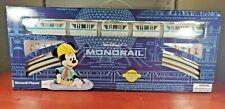 Walt Disney World Monorail Play Set Blueline  New in Box