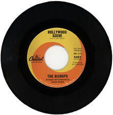 "THE BISHOPS  ""HOLLYWOOD SCENE c/w EVERY TIME I DRAW MY IRON""  NORTHERN SOUL"