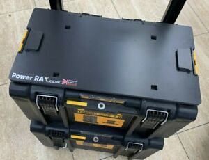 Power Rax Conversion Sled for ToughSystem / Tstak boxes NO BOX INCLUDED
