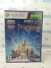 Kinect Disneyland Adventures Xbox 360 Video Game FREE SHIPPING