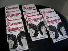 Jim Morrison is Absolutely Alive, Richard Rossberg, Novel, Lot of 17 Money Maker