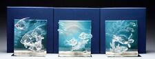 Swarovski Crystal Wonders of the Sea HARMONY COMMUNITY ETERNITY Clear Set MIB