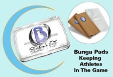 Bunga Pads® Skaters Kit - 2 Ankle Sleeves, 2 Gel Discs + a Durable Carrying Case
