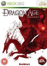 Dragon Age Origins (Xbox 360) PAL Disc Mint Xbox One Brand New Case J2L