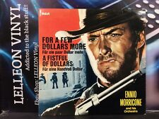 For A Few Dollars More Soundtrack LP Vinyl INTS1237 Film Movie 70's German Issue