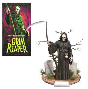 The Grim Reaper Hooded Skull Version 1:8 Scale Scary Halloween Model Kit