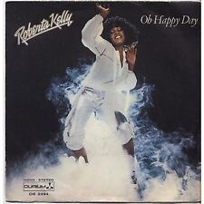 ROBERTA KELLY - Oh happy day - 45 RPM 1978 VG / VG CONDITION