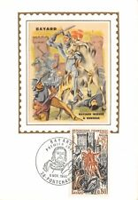 France (BAYARD ) 1969  carte premier jour