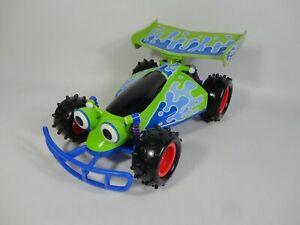 RARE Thinkway Toys Toy Story RC Car 1995 Disney Pixar Freewheel Buggy Original