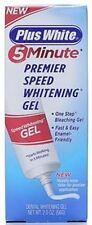 Plus White 5 Minute Bleach Whitening Gel 2 oz