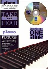 Impact 654979192664 Take the Lead Number One Hits: Piano Acc. (Book &