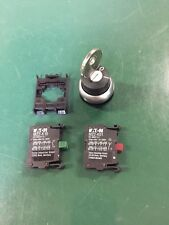 Eaton/Moeller RMQ-Titan Schlüsseltaster Komplettgerät M22-WRS/K11