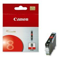 1 original Canon Tinten-Patrone Pixma PRO 9000 NEU  CLI-8R CLI8R red