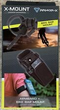 Armband + Bike Bar Mount  Armor-X
