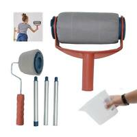 Pro Paint Roller Brush Handle Tool Multi-function DIY Paint Roller Set