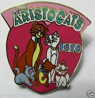 Disney DS Countdown to the Millennium Series #9 The Aristocats Pin **