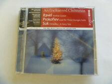 RAVEL PROKOFIEV SUK  - AN ENCHANTED CHRISTMAS CD + FAST FREE POST