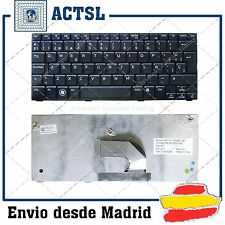 TECLADO ESPAÑOL NEGRO PARA Dell Inspiron Mini 10 (1012)